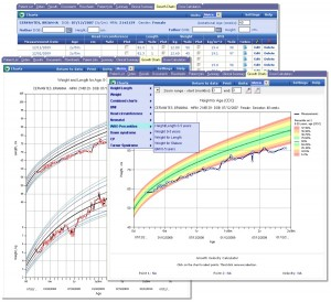 World health organization growth chart calculator