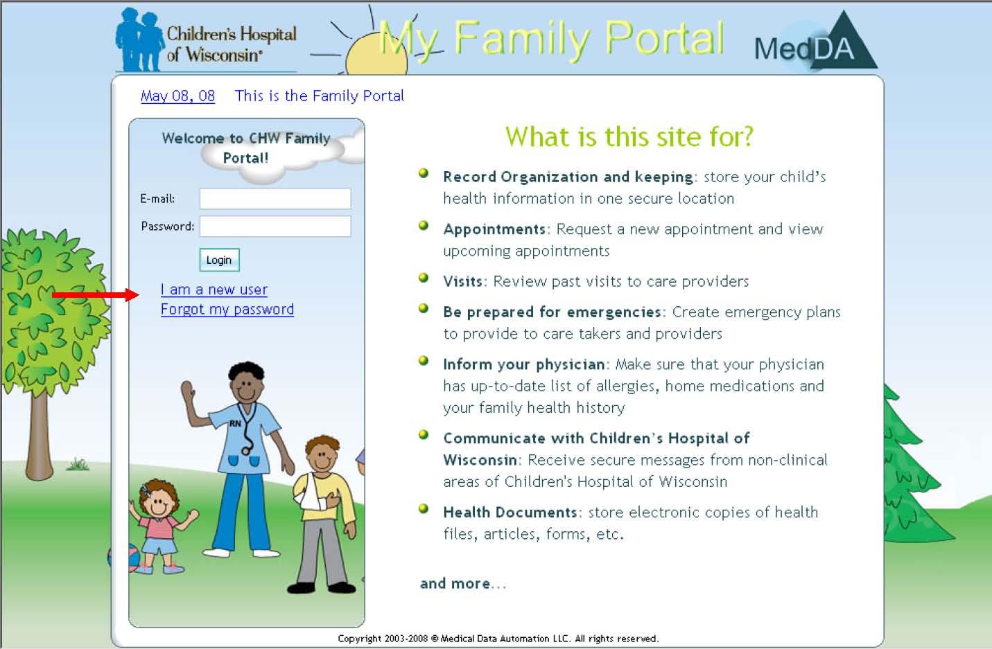 Family-Portal